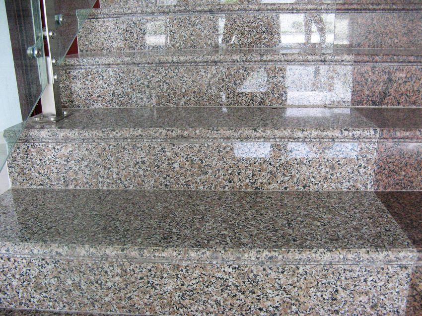 Escalera del granito g603 escalera del granito g603 for Escaleras de marmol y granito