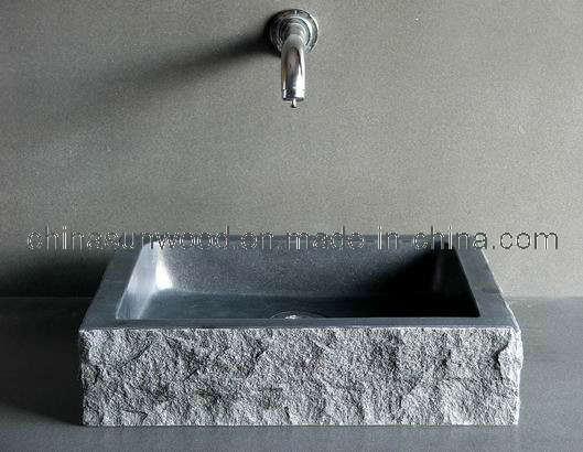 Lavabo fregadero de piedra lavabo fregadero de piedra - Fregadero de granito ...