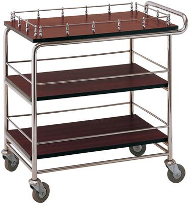 chariot en bois service de chariot de boisson alcoolis e de chariot service de chariot. Black Bedroom Furniture Sets. Home Design Ideas