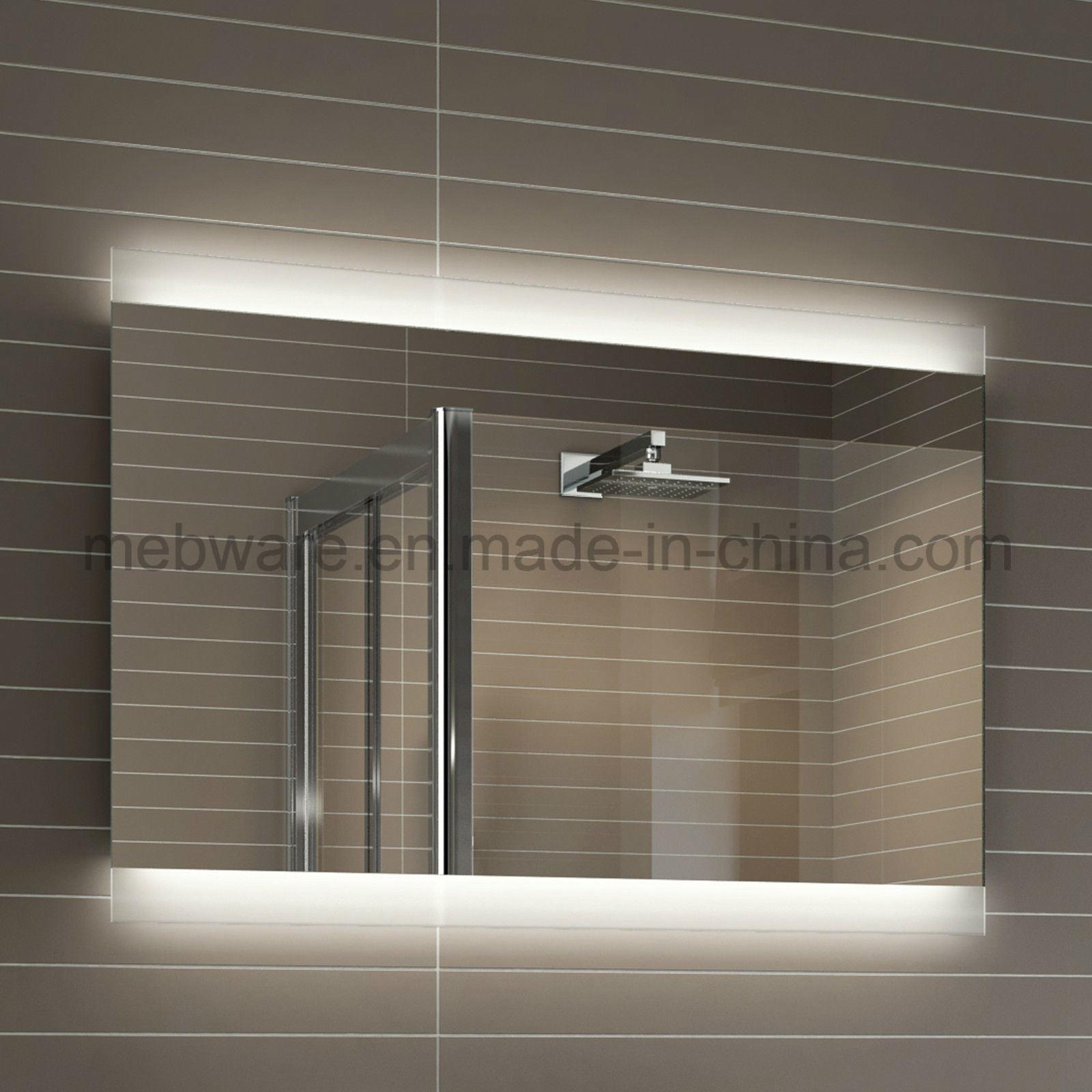 cuarto de bao iluminado nuevo diseo de lujo espejo led