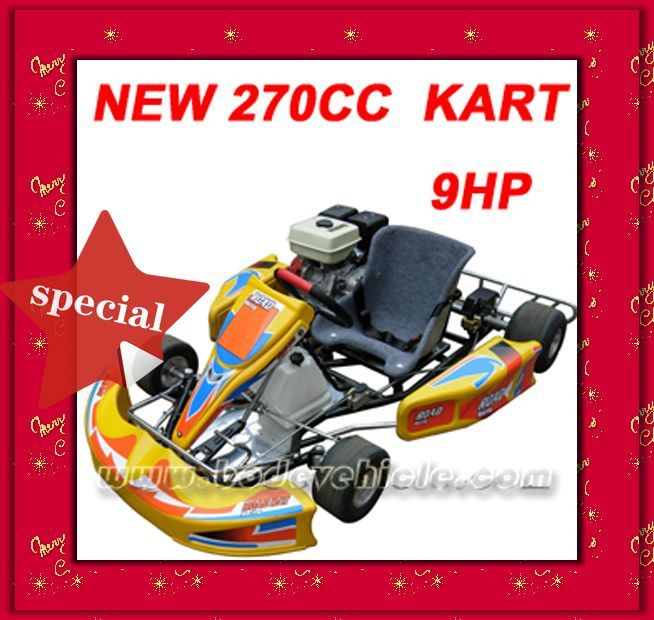 9hp 270cc het rennen go kart rennen met fouten mc 474. Black Bedroom Furniture Sets. Home Design Ideas