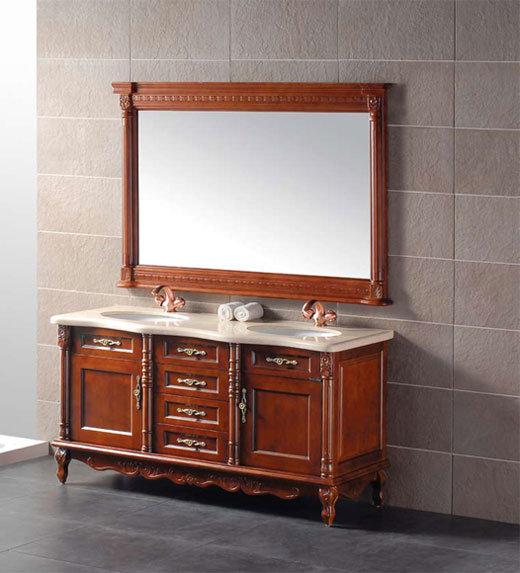 Cabinet de salle de bains classique kl 231 cabinet de for Cabinet de salle de bain
