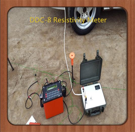 Detecci n de agua geoel ctrico buscador de agua for Buscador de agua