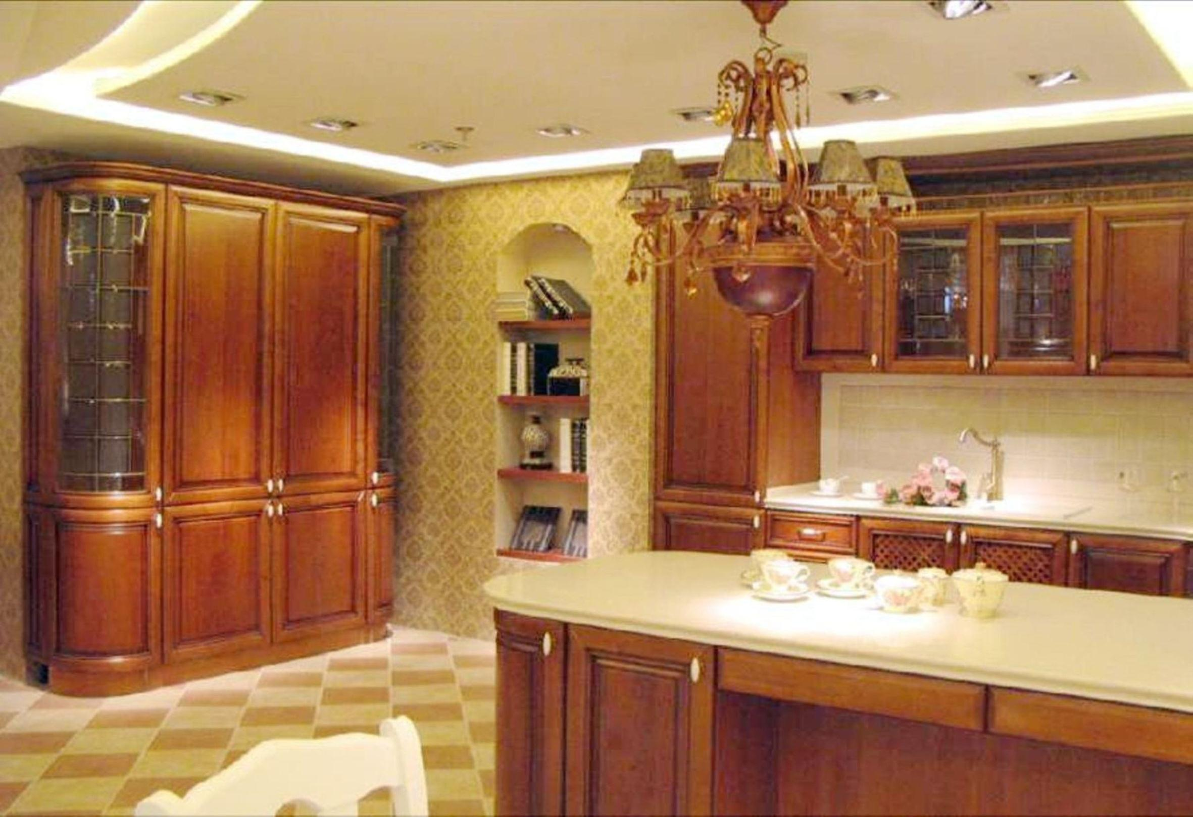 Muebles De Cocina En Madera Solida # azarak.com > Ideas Interesantes ...