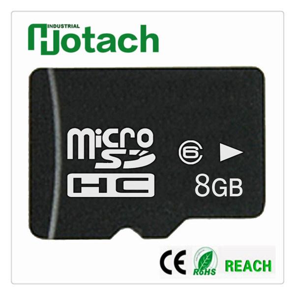 venta al por mayor micro de la tarjeta de memoria de 8gb
