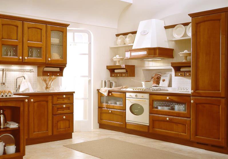 – Gabinete de cocina de madera proporcionado por Foshan Enmei Home