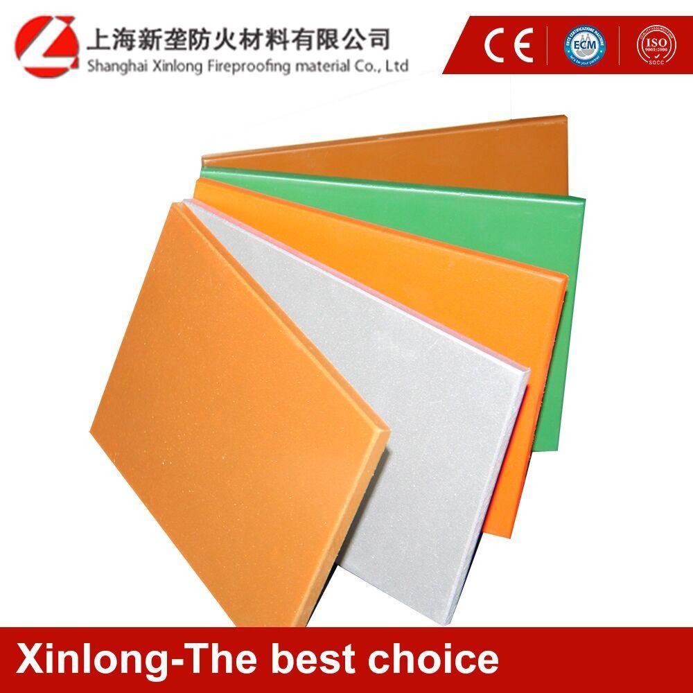 panneau de ciment de peinture de couleur pour le mur extrieur - Ciment Color Exterieur