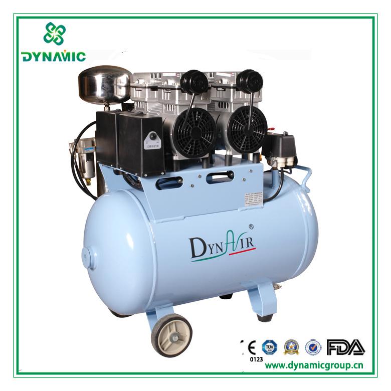 Compresseurs d 39 air exempts d 39 huile silencieux da7002d - Compresseur d air silencieux ...