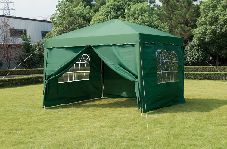 Gazebo carpa plegable tienda resistente get g122802 for Gazebo plegable easy