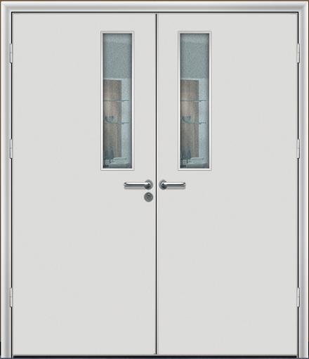 puertas interiores con los partes movibles de cristal puertas francesas dobles interiores