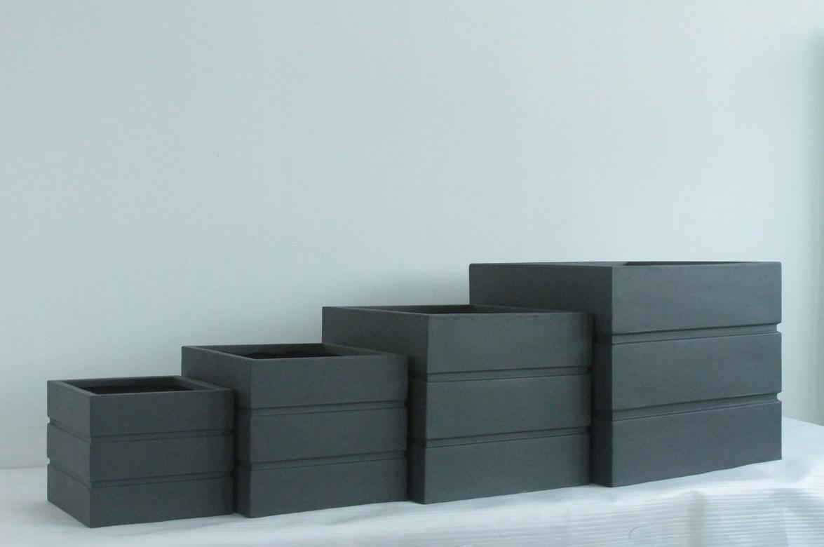 ligne pot de fleur d 39 effet planteur de cube de jardin ligne pot de fleur d 39 effet planteur de. Black Bedroom Furniture Sets. Home Design Ideas