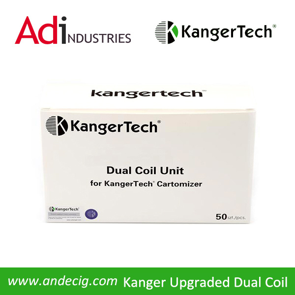how to change a coil on a kangertech