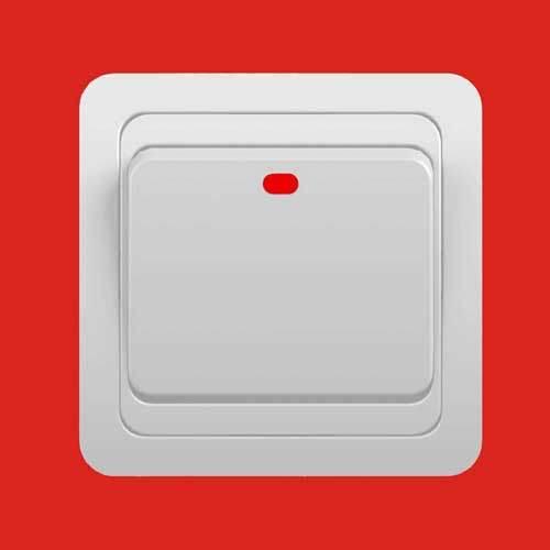 Interruptor de la pared con la luz 2121 interruptor de - Tipos de interruptores de luz ...