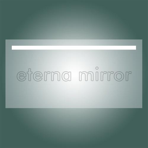 Specchio della stanza da bagno backlit paesaggio con luce fluorescente t5 120x60cm specchio - Ikea specchi bagno con luce ...