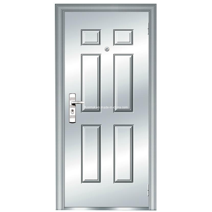 Puerta de acero inoxidable fxss 003 puerta de acero for Puertas de acero inoxidable