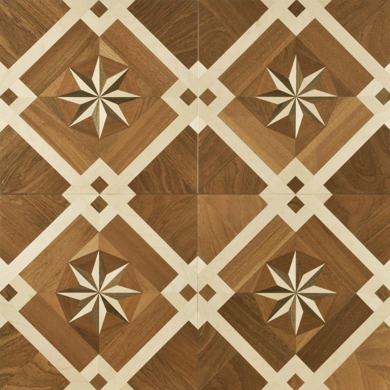 Revestimento de madeira do mosaico do bordo yn 071 - Mosaico de madera ...