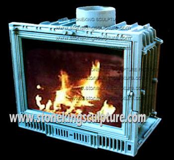 Chimenea de hierro fundido chimenea de hierro fundido for Chimenea hierro fundido