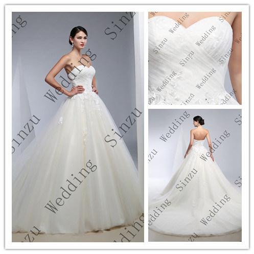 Nouveau mod le plus la robe de mariage de taille et la for Robe taille plus pour mariage