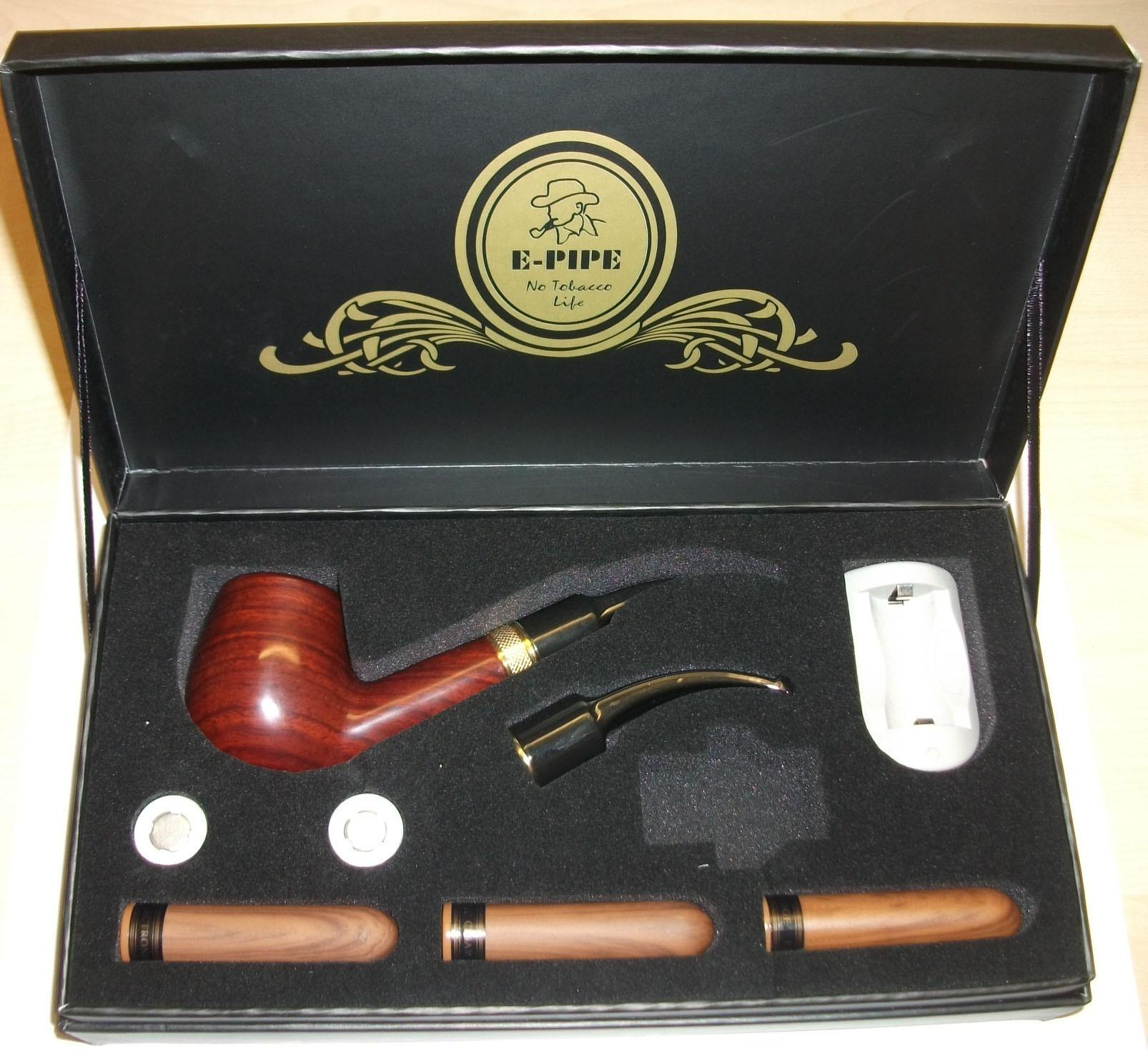Pipe d'Ecig, E-Pipe d'E-Cigare, pipe électronique 601 –Pipe d'Ecig, E-Pipe d'E-Cigare, pipe ...