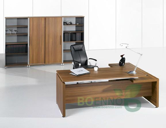 새로운 디자인: 단단한 나무 사무실 매니저 테이블, 사무실 책상 ...