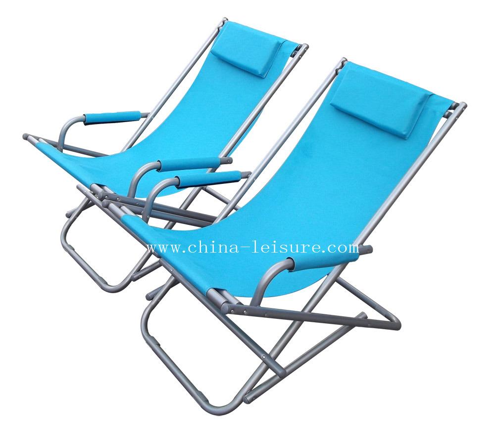 Silla de jard n plegable silla de descanso phgf c620 for Sillas descanso modernas