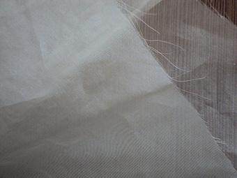 Organza cotone
