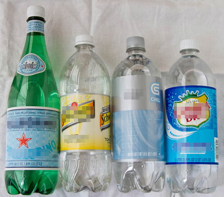 sparkling water adalah