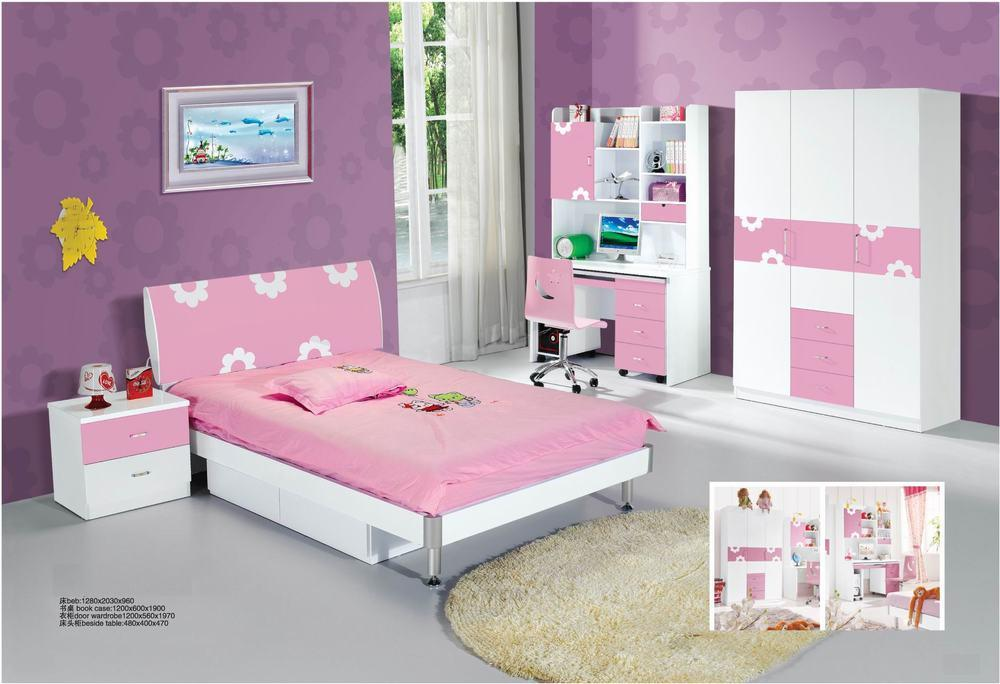 meubles de chambre coucher d 39 enfants jqc 9040b. Black Bedroom Furniture Sets. Home Design Ideas