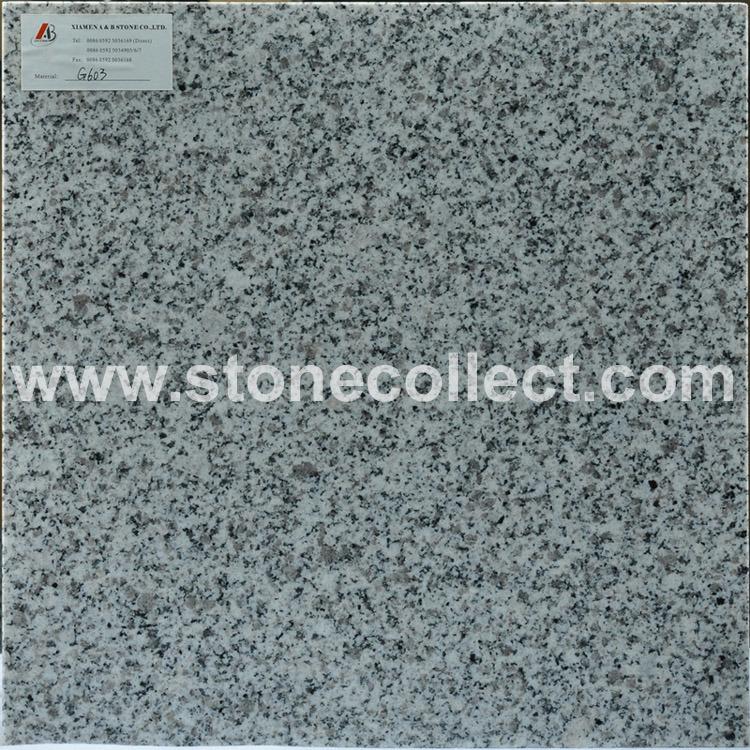 El granito gris claro g603 de padang embaldosa las losas for Granito gris cristal