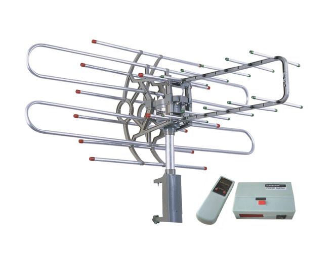 Antena de rotaci n accionada por control remoto de la tv sna 850tg antena de rotaci n - Antena de tv interior ...