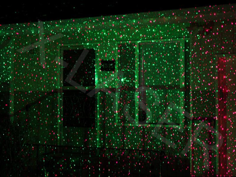 Wasserdichte Leuchte Dusche : Im Freien Garten-Laser Light Laser-Light Waterproof Decorative mit CER