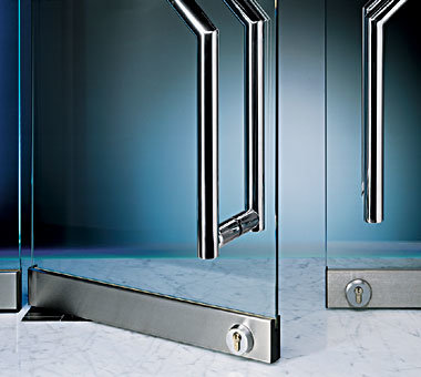 3 19mm templado puerta de vidrio 3 19mm templado puerta - Puertas correderas de vidrio templado ...