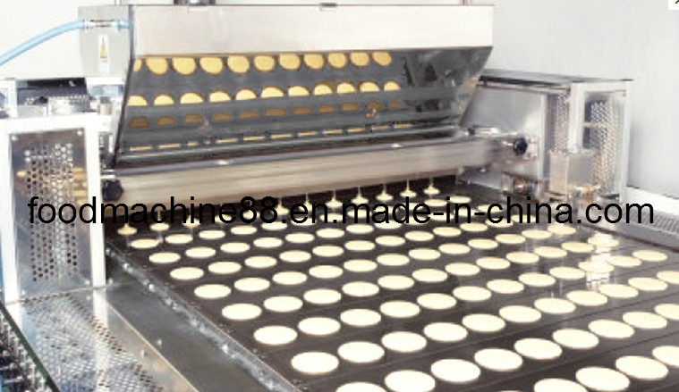 Automated Crepe Cake Machine