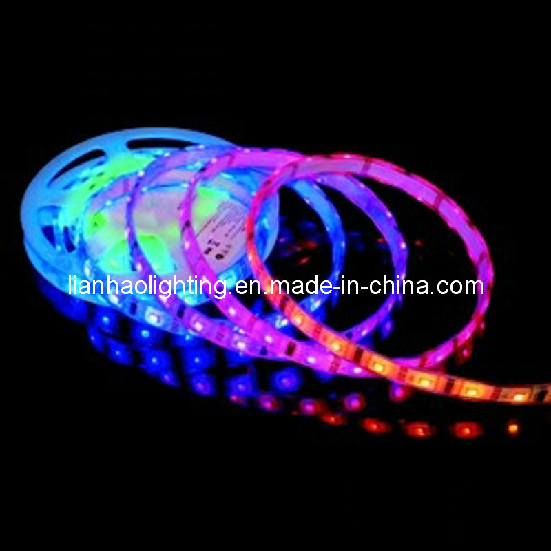 Color Changing Led Light Strips: LED Strip Light RGB Color Changing (LH-5050-60P RGB)
