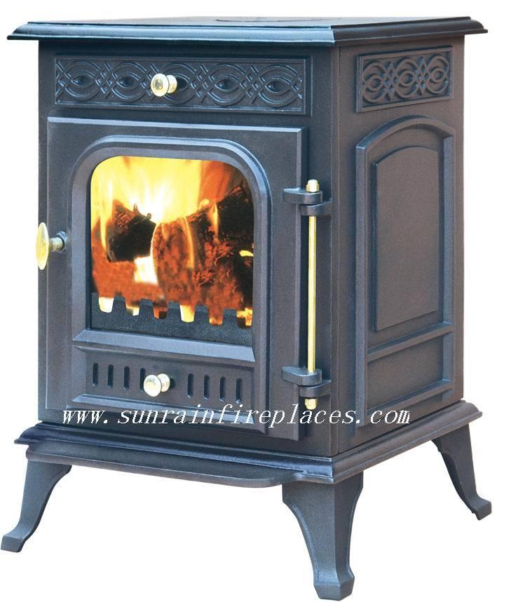 Stufe burning di legno del ghisa ja009 stufe burning - Stufe a legna in ghisa ...
