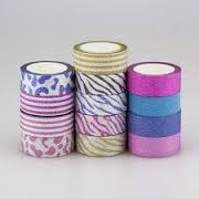 Bande d corative de bling bling de scintillement bande for Bande adhesive decorative