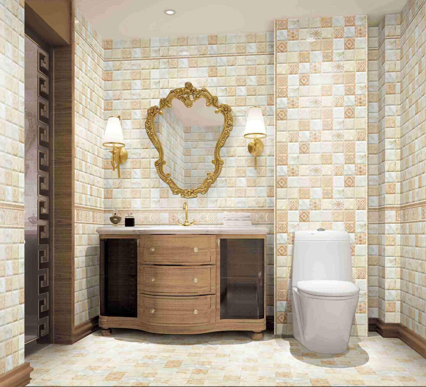 2016 nuovo glazed ceramic wall tile per kitchen bathroom - Leroy merlin azulejos cocina ...