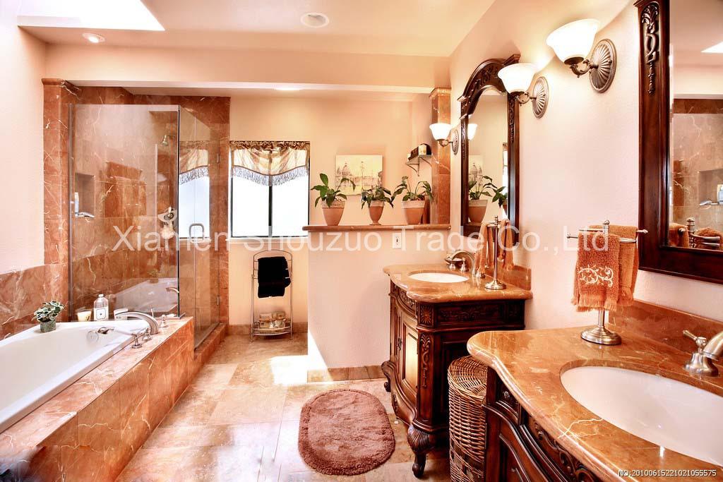 d coration de salle de bains avec du marbre d coration de salle