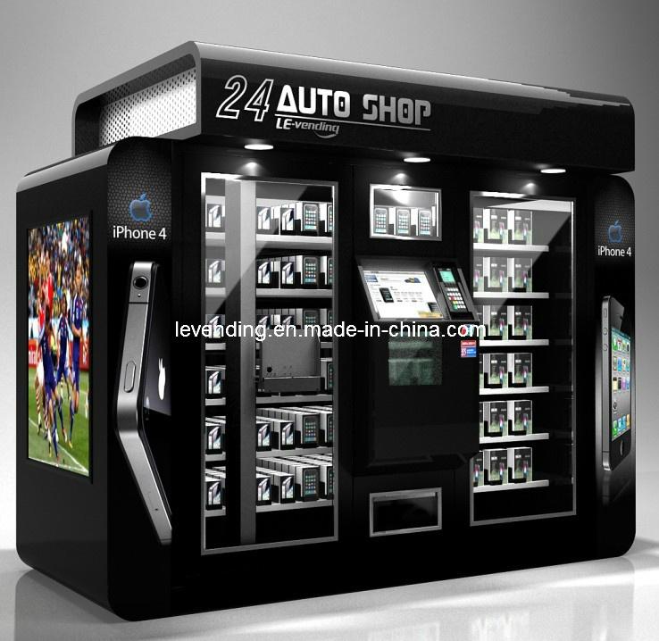 Metro Auto Parts >> distributeur automatique automatique automatique du magasin 24hours avec le bras de robot ...