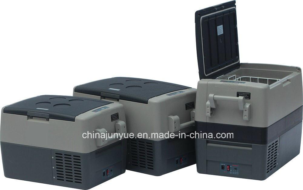 mini r frig rateur portatif de voiture de c c 12v 24v. Black Bedroom Furniture Sets. Home Design Ideas