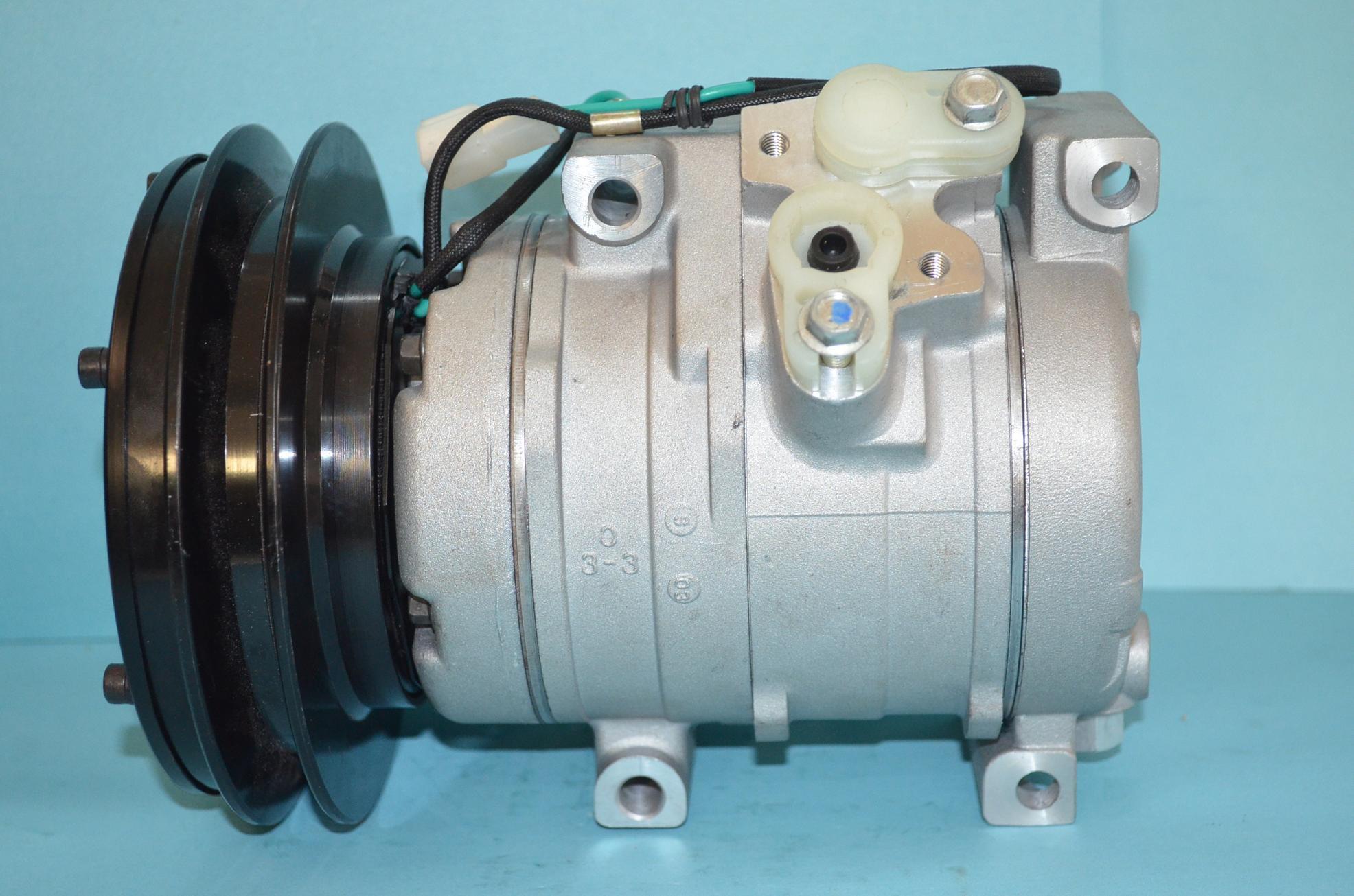Compresor auto del aire acondicionado para el excavador de for Compresor de aire acondicionado