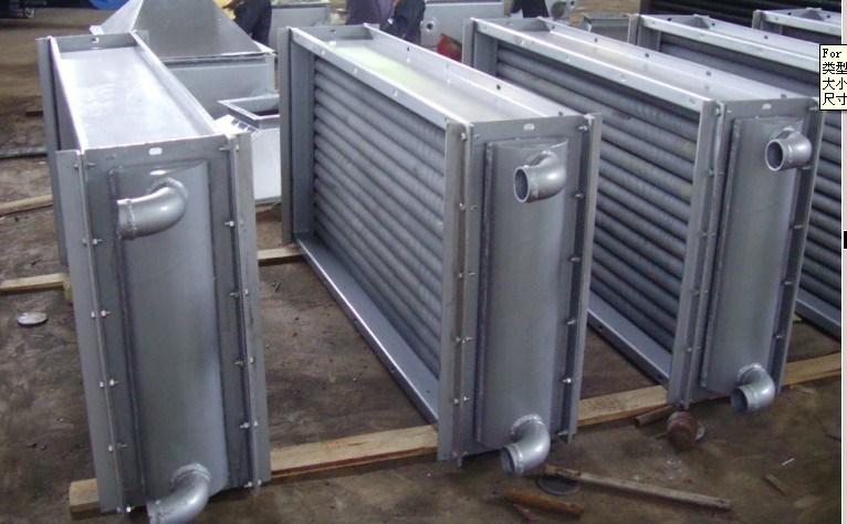 Radiador incons til del tubo de aleta del acero de carb n for Radiadores chinos