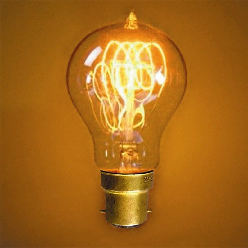 ampoule d 39 edison filament ampoule de cru camp d 39 cureuil. Black Bedroom Furniture Sets. Home Design Ideas