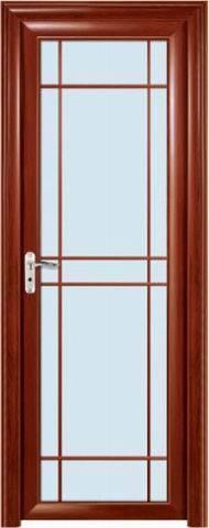 Puerta de aluminio del cuarto de ba o bcr a 3157 for Puertas de aluminio para cuartos