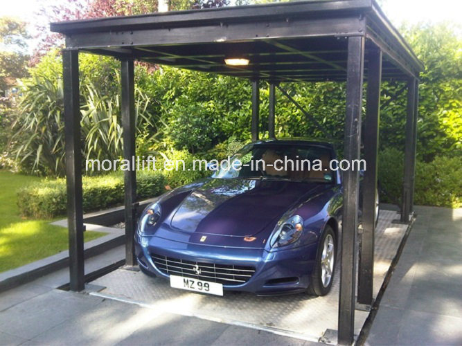 garage la maison car park elevator vendre photo sur fr. Black Bedroom Furniture Sets. Home Design Ideas
