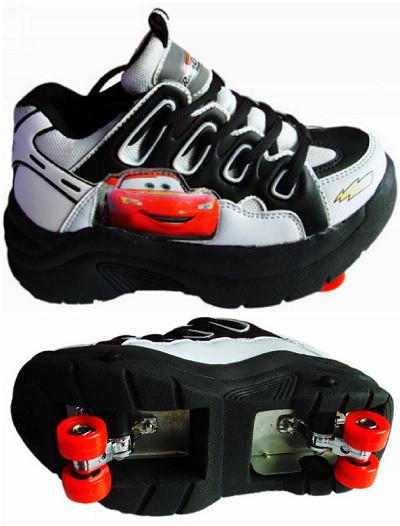 chaussures de vol avec 4 roues fld 043 chaussures de. Black Bedroom Furniture Sets. Home Design Ideas