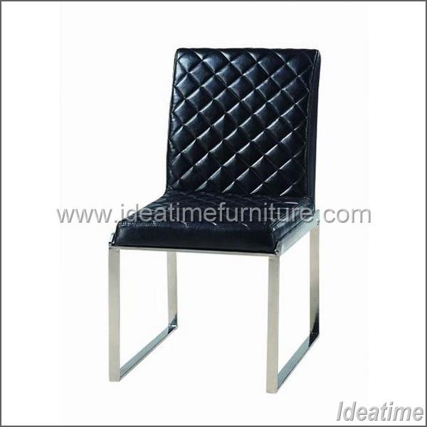 Sillas bajas de acero de la cocina cm 714 sillas bajas for Sillas bajas