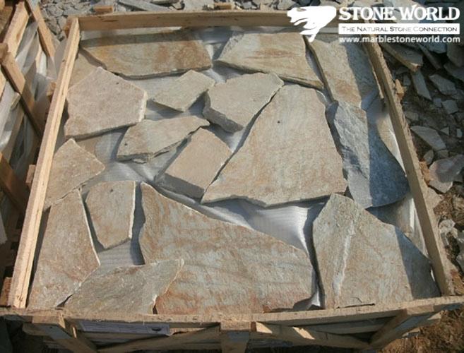 Foto de gris granito cuarcita pizarra piedra laja - Pavimentos piedra natural ...