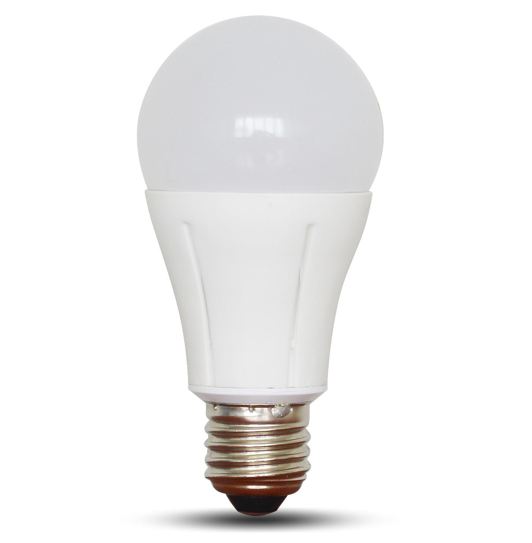 lumi re d 39 ampoule de 10w a19 e27 led avec le corps en c ramique lumi re d 39 ampoule de 10w a19. Black Bedroom Furniture Sets. Home Design Ideas