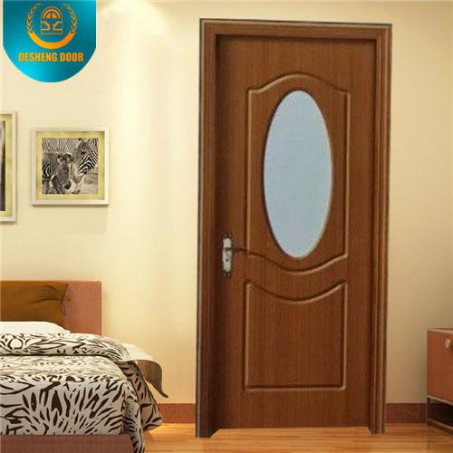 Foto de dise o de la puerta de madera s lida puerta de for Diseno de puertas de madera para entrada principal